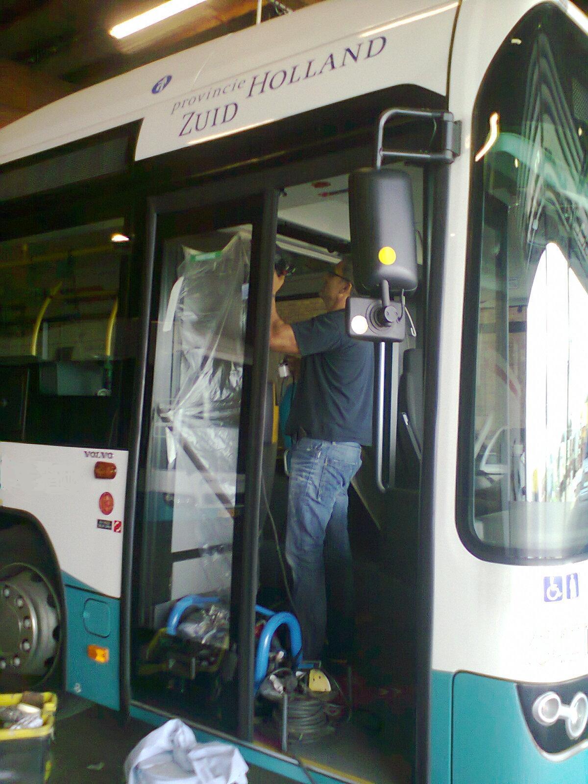 autobus schadeherstel