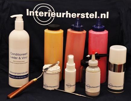 produkten interieurherstel klein