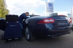 auto interieurherstel At Work Jaguar