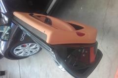 Deurpaneel reparatie Maserati 3